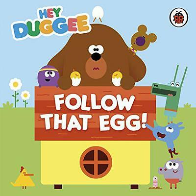 Hey Duggee: Follow That Egg! by  | Board book Book | 9781405924290 | NEW