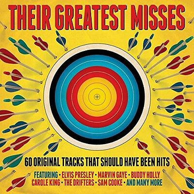 Various Artists - Greatest Misses / Various [New CD] UK - Import