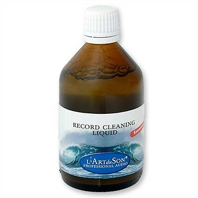 L'Art du Son Record Cleaning fluid for vinyl & 78s-Makes 1 Gallon of solution