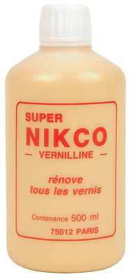 Nikko Super Polish for Wood Instruments: 500ml Bottle