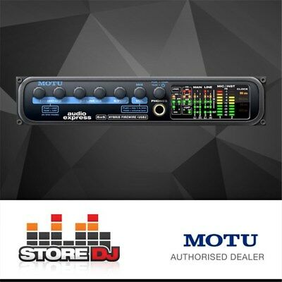 MOTU Audio Express 6x6 Hybrid Firewire-USB 2.0 Interface