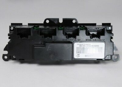 Heater & AC Control fits 2008-2012 GMC Acadia  ACDELCO OE SERVICE