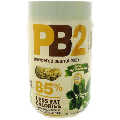 New Bell Plantation Pb2 Powered Peanut Butter Natural Gluten Free Food Groceries