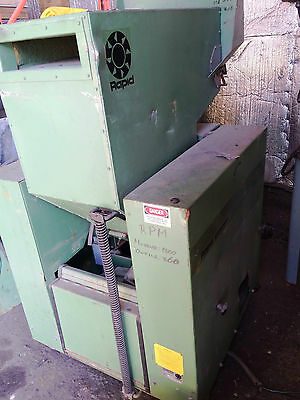 10x12 Rapid Granulator model 1012K Granulator(#311)