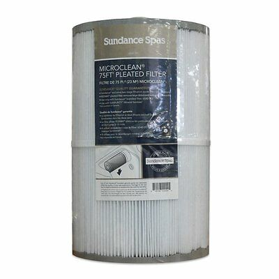 Sundance 6540-501 Microclean Filter Cartridge 75 sq ft