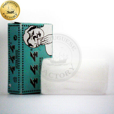 444 Allum Healing Block - Ideal as Aftershave for Safety and Straight Razor Use