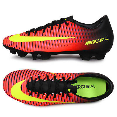 Nike Mercurial Victory 6 HG-V (831965-870) Soccer Football Cleats Boots Shoes