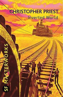 Inverted World by Christopher Priest (English) Paperback Book Free Shipping!