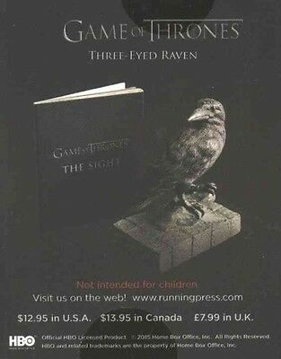 Game of Thrones: Three-Eyed Raven by Hardcover Book (English)
