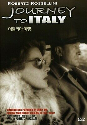 Journey to Italy (2010, REGION 0 DVD New)