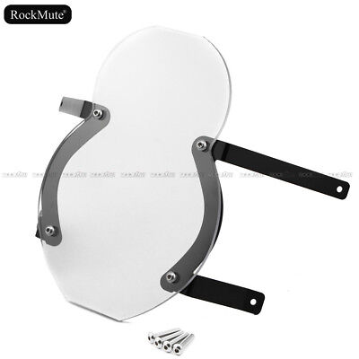 Clear Front Headlight Cover Guard Protector For KTM 950 990 Adventure 2003-2013