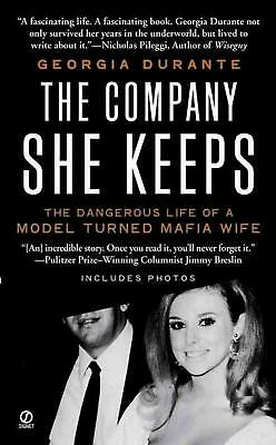 The Company She Keeps by Georgia Durante (English) Mass Market Paperback Book Fr
