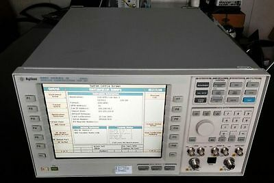Agilent  8960 Serie 10 E5515C Radio Communication Tester (12 units available)