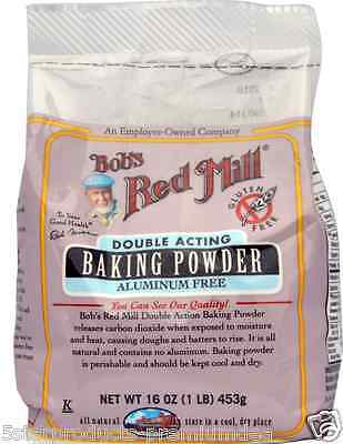 New Bob's Red Mill Baking Powder Gluten Free Body Care Health Food Groceries