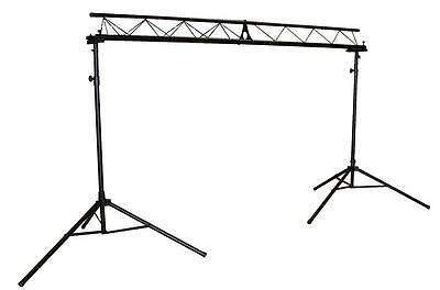 QTX 180.607 Pre Drilled Triangle Truss Sturdy Lighting Stand System 3m - New