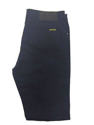 Fourstar Brian Anderson Men's Navy Blue Pant trousers W32, L32 CLEARANCE!