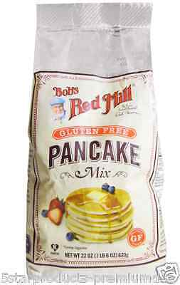 New Bob's Red Mill Pancake & Waffle Mix Gluten Free Food Groceries Breakfast