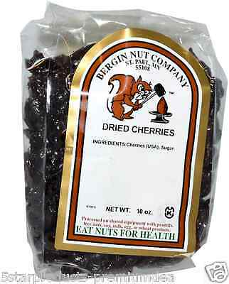New Bergin Fruit And Nut Company Dried Cherries Kosher Nutrition Healthy Foods