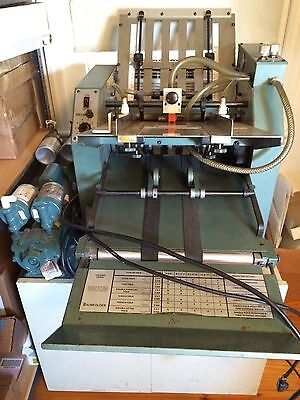 BAUM 714 Ultrafold Air Feed Folder