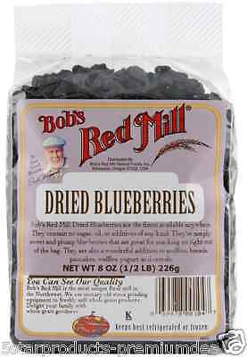 New Bob's Red Mill Dried Blueberries Fruit Food Groceries Healthy Snack Vitamin