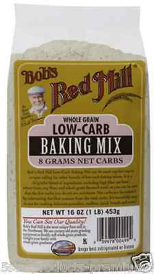 New Bob's Red Mill Low-Carb Baking Mix Whole Grain Flour Mixes Body Health Care