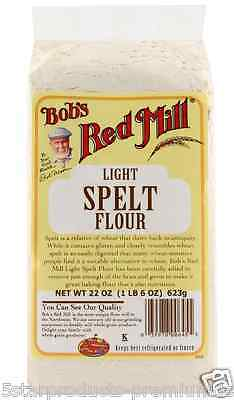 New Bob's Red Mill Light Spelt Flour Mixes Food Groceries Cakes Cookies Baking