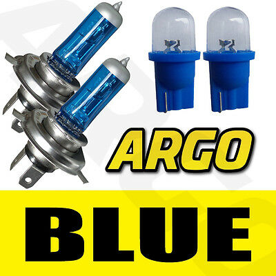 H4 XENON ICE BLUE 55W 472 HEADLIGHT BULBS YAMAHA YBR 125