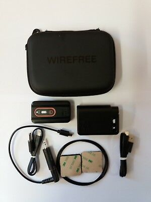 2.4 Wireless set Trans/Rec to use with your own favourite Detecting Headphones.