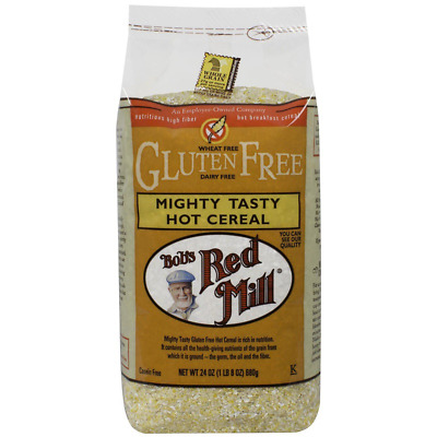 New Bob's Red Mill Mighty Tasty Hot Cereal Breakfast Foods Dietary Fiber Vitamin