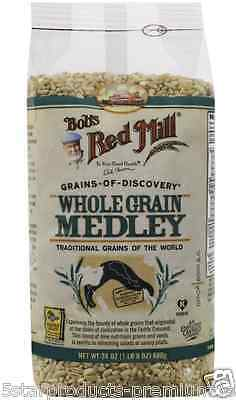 New Bob's Red Mill Organic Whole Grain Medley Seeds Cooking Daily Healthy Foods