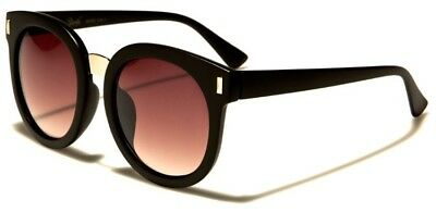 Giselle Round Mirrored Women's Sunglasses