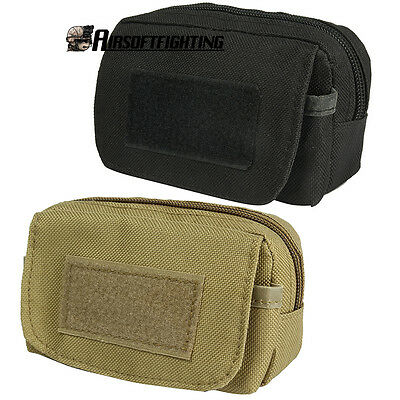 Molle 600D Tactical Hunting Waist Medical Bag Cellphone Belt Pouch for iphone 5S