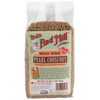 New Bob's Red Mill Pearl Couscous Dietary Low Fat Cooking Daily Food Groceries