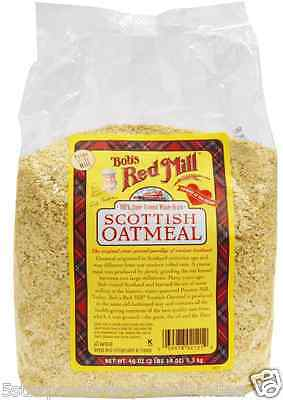 New Bob's Red Mill Scottish Oatmeal Whole Grain Diet Rich Daily Cereal Breakfast