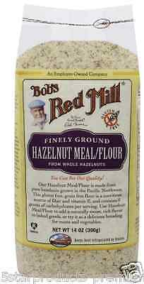 New Bob's Red Mill Hazelnut Meal Flour Mixes Gluten Free Fiber Vitamin Cooking