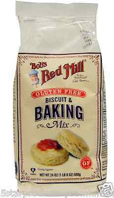 New Bob's Red Mill Gluten Free Biscuit & Baking Mix Waffles Cookies Cooking