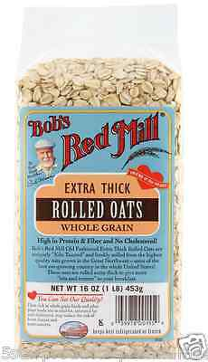New Bob's Red Mill Extra Chick Whole Grain Rolled Oat Body Health Food Groceries