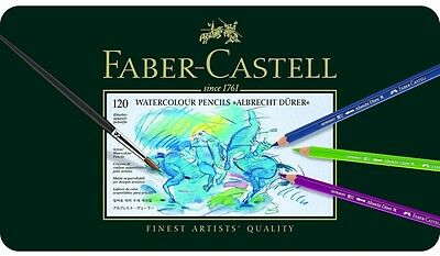 Faber Castell Albrecht Durer- Artists Quality Watercolour Pencils - 120 Set