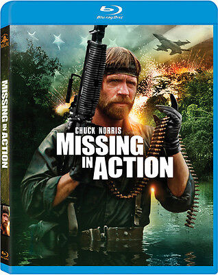 Norris,Chuck - Missing In Action 2-Beginning (2012, Blu-ray NEW)