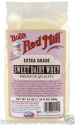 New Bob's Red Mill Sweet Dairy Whey Baking Aids Food Groceries Natural Cooking