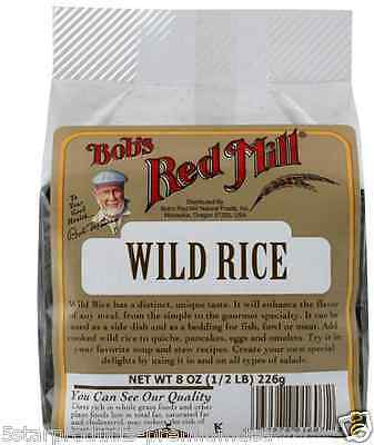 New Bob's Red Mill Wild Rice Grain Cooking Daily Lunch Mix Daily Whole Food