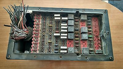 kenworth t600 fuse box 2003 kenworth t600 fuse panel diagram 2004 kenworth t600/t800/w900 fuse box p-0365 - $500.00 ...