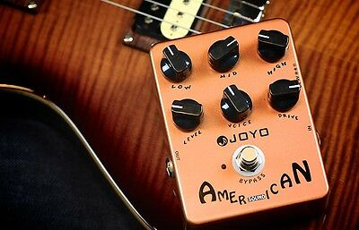 Joyo American Sound Guitar Effects Pedal - JF14 - brand new in unopened box