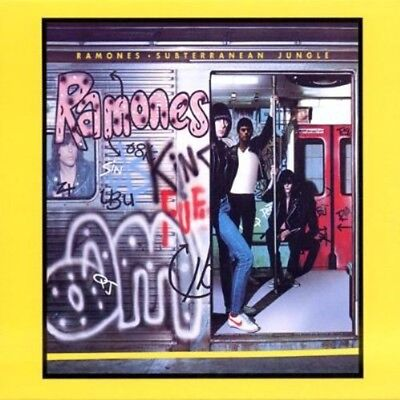The Ramones - Subterranean Jungle [New CD] UK - Import