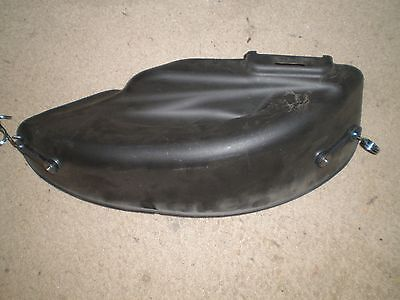 "NEW Craftsman 46"" Riding Mower Mulch Plate Cover with hooks - 2 blade deck"