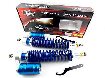 CAN-AM MX-6 250 400mm JBS REAR AIR/NITROGEN CELL SHOCK ABSORBERS BB