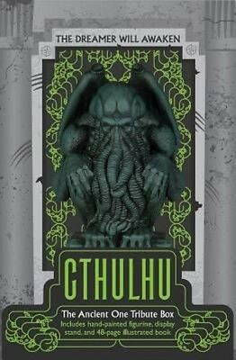 Cthulhu: The Ancient One Tribute Box by Chronicle Books Hardcover Book (English)