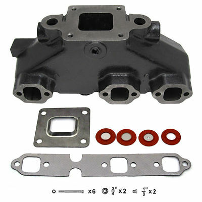Mercruiser Exhaust Manifold & Riser(14°) Engine KIT Dry Joint 4.3 litre V6 HGE