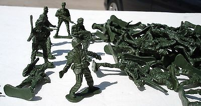 Soldiers 2 Inch Lot Of 288 Carnivals, Party Toy, Favors,vending Prizes