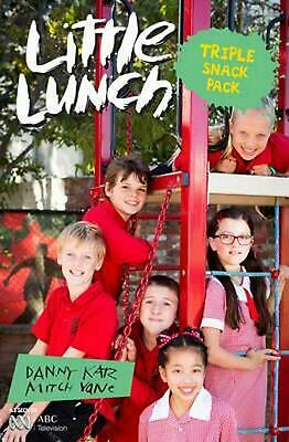 Little Lunch: Triple Snack Pack by Danny Katz Paperback Book